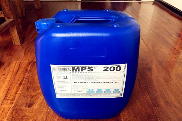 彬盛翔水处理MPS200反渗透清洗剂