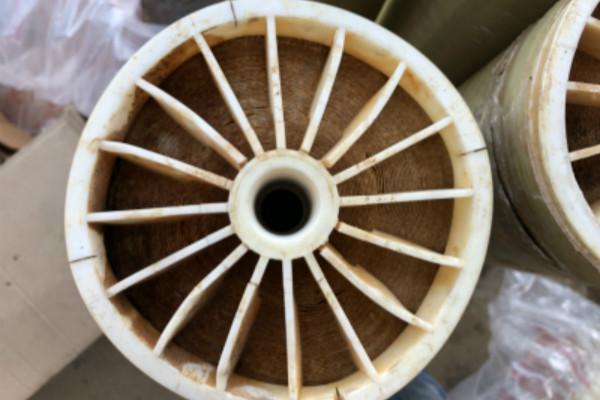 没有用过反渗透阻垢剂的膜材料
