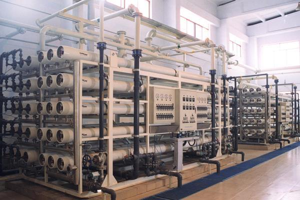 300吨反渗透水处理设备