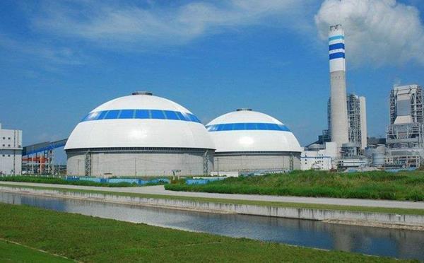 电厂冷却塔